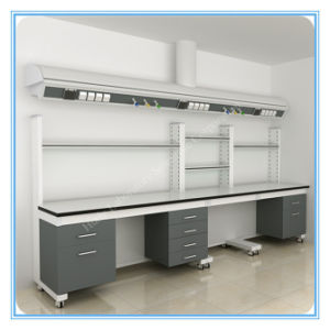 School Steel Lab Furniture with CE and ISO9001 pictures & photos