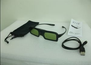 Universal Active Shutter 3D Glasses for Many Brands 3D TV