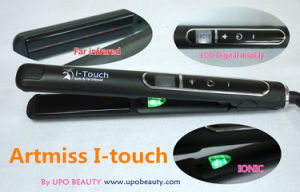 Touch Far Infrared Hair Straightener, 20′ to 230c, Mch