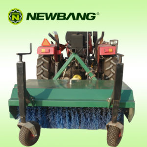 Sp Road Sweeper for Tractor with Wheel pictures & photos