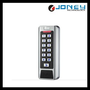 Zinc Alloy Two Relays Waterproof Proximity RFID Reader Standalone Access Control Keypad for Two Doors pictures & photos