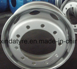 Heavy Truck Steel Wheel Rim 22.5X9.00 for Tyre 12r22.5 pictures & photos