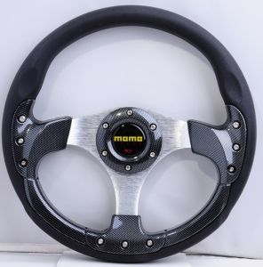 Carbon Fiber Racing Steering Wheels pictures & photos