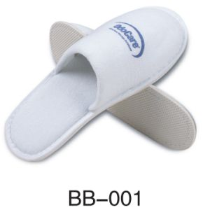 Hot Hotel Slipper with 100% Cotton pictures & photos