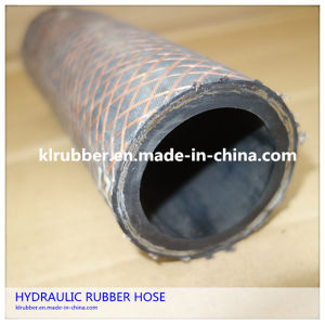 Ground Wire Inside Sandblasting Hose for Shipbuilding and Ironworks pictures & photos