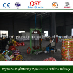 Semi-Automatic of Tyre Curing Press Machine on Sale with Ce pictures & photos