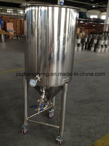 55gallon Stainless Steel Conical Fermenter pictures & photos