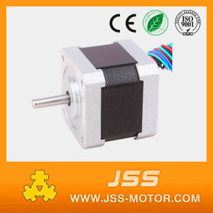 Unipolar NEMA 17 Quiet Stepper Motor with 6 Lead Wires pictures & photos