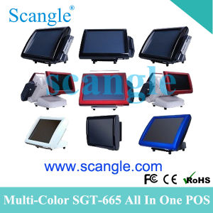Factory Price! 15 Inch Touch Screen POS System / All in One Terminal pictures & photos