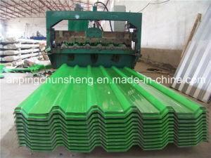 Trapezoidal Corrugated Roofing Sheet pictures & photos