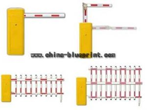 Parking Barrier for Car Parking System, Road Barrier Gate System pictures & photos