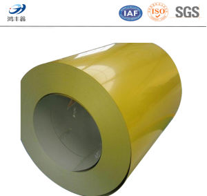 China Cheap Prepainted Steel Coil for Building Material