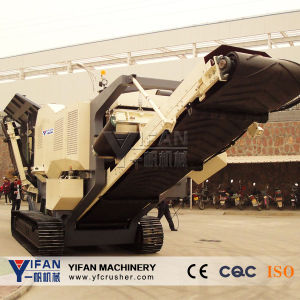 Good Performance and Low Price Mobile Concrete Crusher pictures & photos