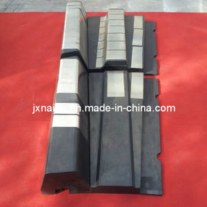 Grinding Mill Composite Liner Spare Parts