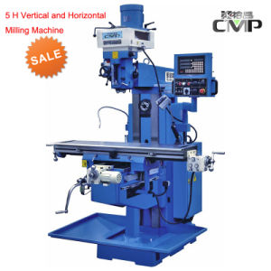 5H Vertical & Horizontal Milling Machine