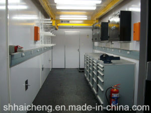 Modified Container House for Equipment Storage (shs-mc-special002) pictures & photos