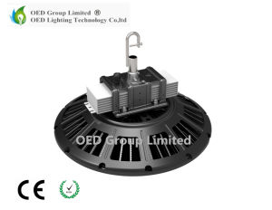 Hot Sale High Lumen E39 E40 UFO LED High Bay Light 200W Industrial Light with PC Lens pictures & photos