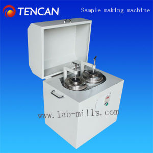 Double Jar Mineral Sample Making Machine