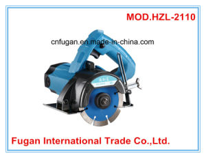 Power Tool 110mm Marble Cutter (HZL-2110)