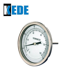Bimetal Thermometer for Pipe