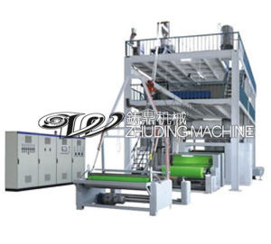 SMS PP Spunbonded Non Woven Fabric Making Machine (SMS-2400) pictures & photos