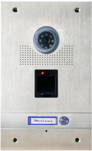 Fingerprint Outdoor Station In Door Entry System