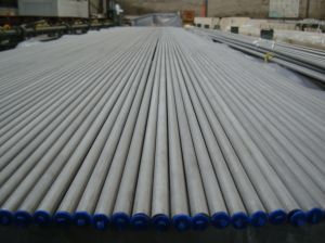 DIN 17458 Seamless Circular Austenitic Stainless Steel Tubes pictures & photos