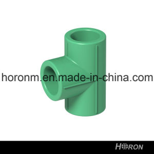 PPR Water Pipe Fitting (TEE)