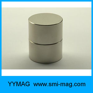 Manufacturer Supply Neodymium Disc N35-N52 Round Rare Earth Magnets pictures & photos