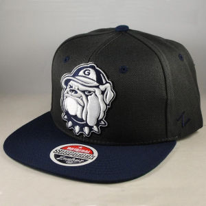 best service 3f0cd 0695f China Ncaa Georgetown Hoyas Zephyr Snapback Hat Cap Refresh Gray Navy  (TP-SN) - China Blank Snapback Cap, Snapback Cap
