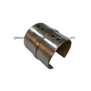Stainless Steel Connector for Slot Tube Stair Railing