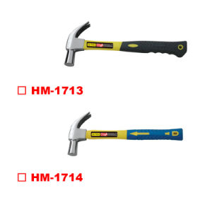 British Type Claw Hammer with TPR Hanle pictures & photos