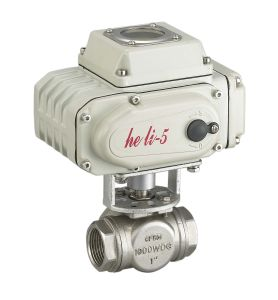 Electric Actuator Hl-400 pictures & photos