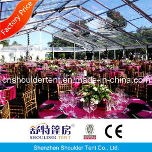 300 People Transparent Outdoor Marquee Tent for Wedding (SDW5530) pictures & photos