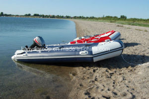 Liya Portable Dinghy Boat Orange Rescue Boat Inflatable pictures & photos