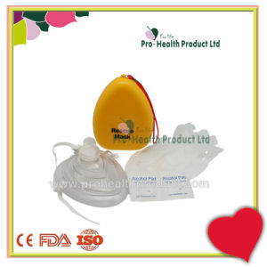 Emergency Medical Portable CPR Mask pictures & photos