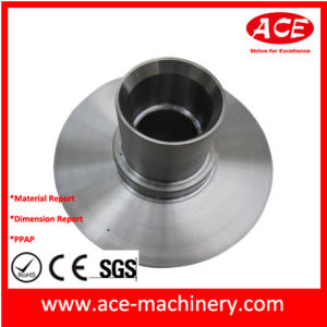 China Supplier OEM Machining Pulley pictures & photos
