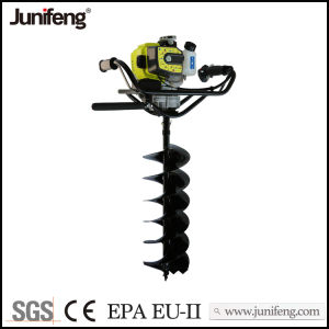 China Hot Sale 63cc Gas Powered Post Hole Digger Hand Tools China