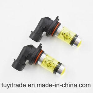 2X 9006 Yellow Fog Driving Light Bulbs For Hb4 100W Samsung 2323 LED 4300K
