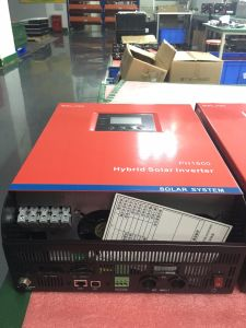 High Quality Low Price 10kw DC AC Solar Inverter pictures & photos