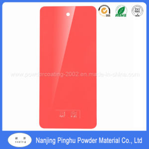 Red Powder Paint with Good Decorative Property pictures & photos