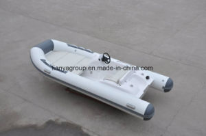 Liya 4.3m Speed Boat for Sale Malaysia Small Fiberglass Inflatable Boat pictures & photos