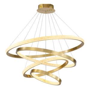Acrylic Ring Pendant Light Modern Light Chandelier Pendant Lamp
