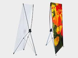 Trad Show Roller Banner and Free Standing X Banner pictures & photos
