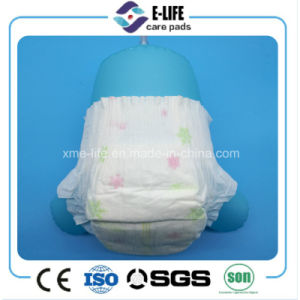 Blue Core Soft Magic Tape Baby Diaper with Competitive Price pictures & photos