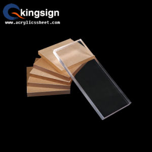 Transparent Acrylic Sheet for Light Box pictures & photos