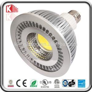 High CRI >85ra COB PAR30 LED Bulb Lights