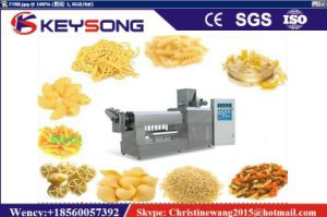 Automatci Italy Pasta Machinery, Macaroni Processing Line pictures & photos