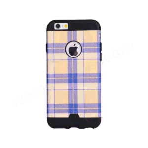 2017 Universial OEM Quality Wholesales Price High Quality Scotland Plaid Pattern Design Phone Case for Huawei P9 pictures & photos