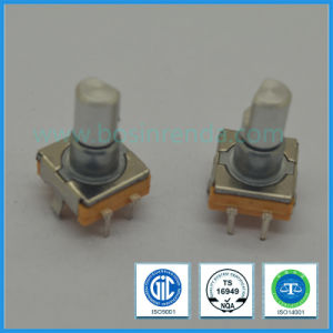 Absolute Manual 12mm Rotary Encoder Module with Demo Code Sensor Incremental Shaft Encoder 24V pictures & photos
